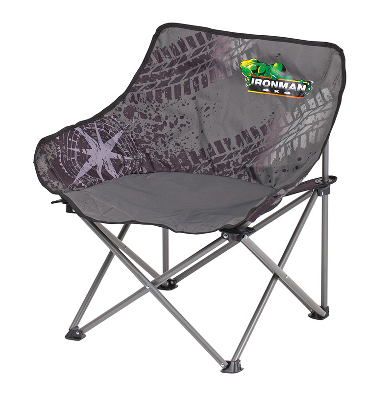 Superb Ironman Mid Size Low Back Camping Chair Nwm Neil Theyellowbook Wood Chair Design Ideas Theyellowbookinfo