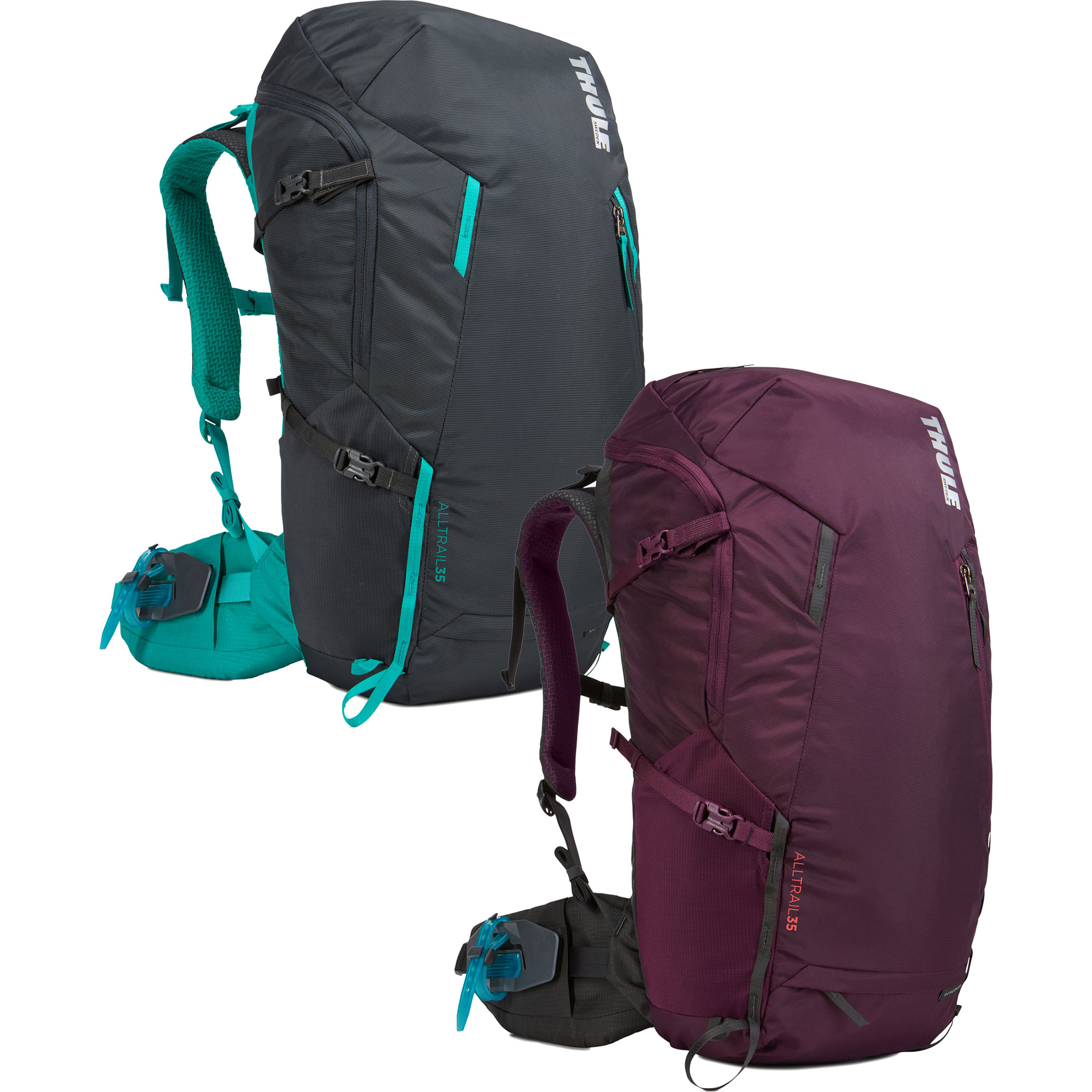 Thule backpacking